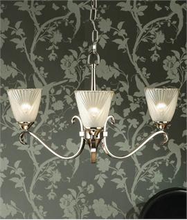 Art deco ceiling lights chandeliers lighting styles brass or nickel art deco chandelier aloadofball Choice Image