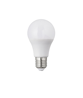 E27 10w LED Opal Dimmable GLS Lamp
