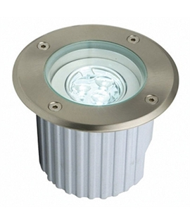 Recessed Ground Light with Super Bright LED
