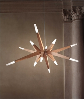 Flashwood S12 Pendant - Two Sizes