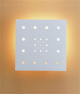 Dot Design Wall Light Small: 275mm