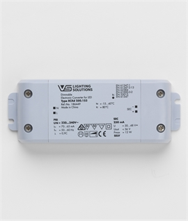 250mA 7-12w Dimmable Driver