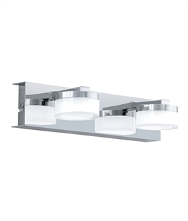 LED Over Mirror Light - 2 or 3 Light Option IP44