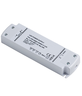 Dimmable 30 watt 12 Volt Constant Voltage LED Driver