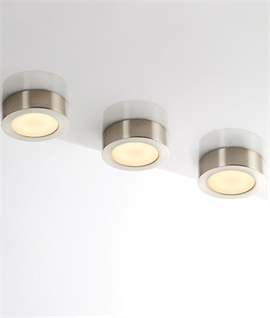 CCT LED Undercabinet Lights - Pack of 3