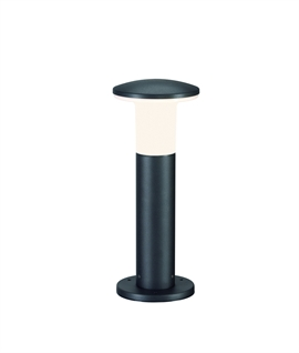 Low Level Bollard Light - Ideal Design For Pathways And Planted Borders