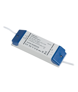 60va 12v LED Driver with AMP Connector Block