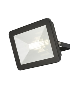 LED Floodlight with Microwave Sensor