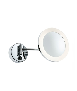 Round LED Vanity Mirror Light 3w
