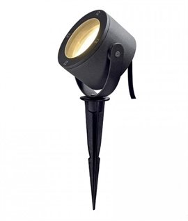 Adjustable Garden Spike Light - Broad Beam Angle