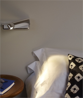 Stylish & Adjustable LED Bedside Reading Light