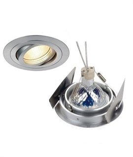 Quality Adjustable Downlight for MR16 Lamps
