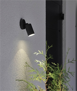 Adjustable Outdoor Spotlight - Can Be Mounted Anywhere