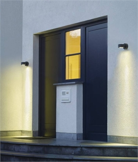 Neat Exterior wallwashers - Uses Energy Saving Mains Lamps