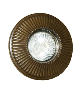 Antique Style Ribbed Circular Downlight