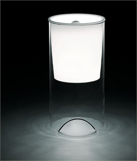 Aoy Table Lamp by Flos