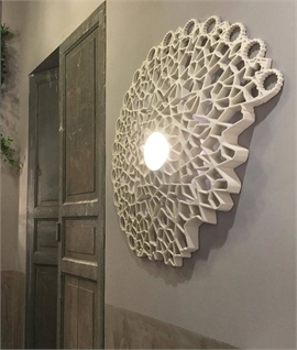 Unfinished LED Applique Wall Or Ceiling Light