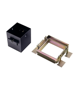 Axilight 50 Trimless Module Single & Twin