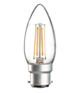 B22d 4w LED Candle Lamp