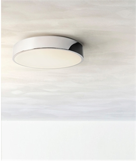 Bright Energy Saving LED Ceiling Light - Flat Drum
