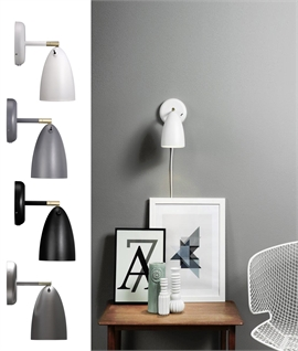 Bedside Reading Lights With Plugs Lighting Styles