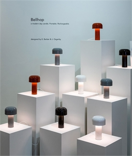 Bellhop Rechargeable Table Lamp by Flos