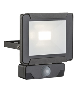 LED Exterior Floodlight with Built-in PIR