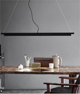 Linear LED Pendant - Dimmable