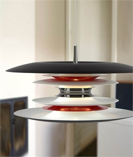 Designer Kitchen Light Pendant in 13 Colour Options