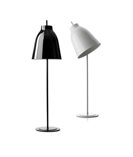 Caravaggio Floor Lamp High Gloss Finish