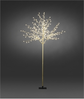LED Metal Cherry Blossom Tree