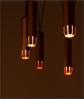 Brixton Cluster LED Pendant from Innermost