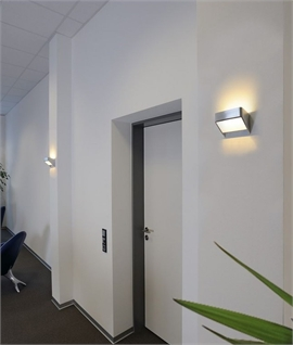 Ultra modern lights beautiful unusual lighting styles led modern up down wall light aloadofball Images