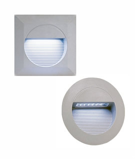 Budget LED Recessed Guide Light - Indoor or Outdoor