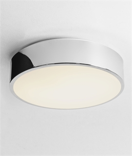 Bright Energy Saving Ceiling Light - Flat Drum