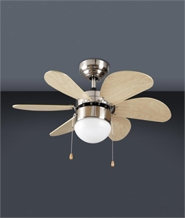 Modern remote controlled ceiling fan with uplight in silver dark grey finish - Curved blade ceiling fan ...