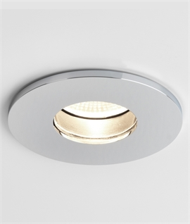 Low Glare LED Fire Rated IP65 Downlight