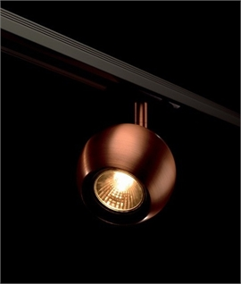 track lighting styles. Eyeball Spotlight For Single Circuit Track Lighting Styles