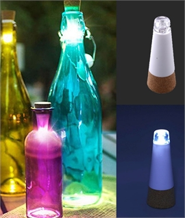 LED Bottle Light USB Rechargeable