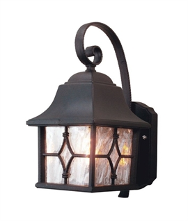 Traditional Style Hanging Wall Lantern