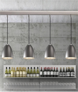 Ceiling Fixed Suspension System for 3 or 4 Light Pendants