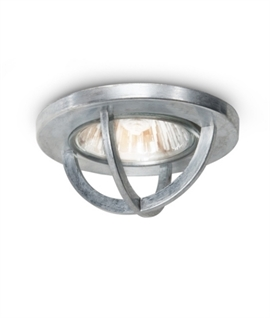 Industrial Chic Downlight - Marine Design