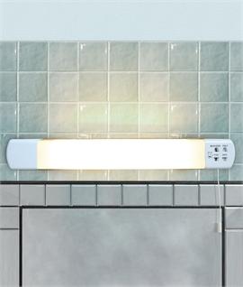 Bathroom wall shaver lights lighting styles dual voltage bathroom shaver light dual voltage bathroom shaver light aloadofball Choice Image