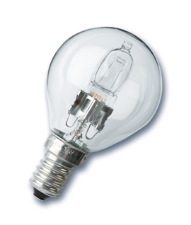 E14 EcoHalogen Golf Ball Lamp