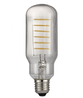 E27 4w Tubular LED Filament Lamp