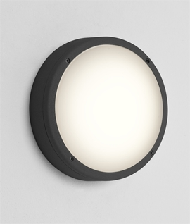 Round E27 Bulkhead Light D:275mm