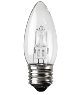 E27 EcoHalogen Candle Lamp