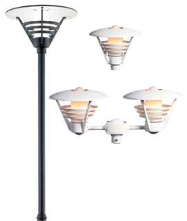 European- Style Lamp Post - Commercial or Domestic