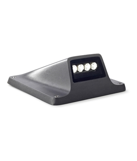 Exterior Angular LED Guide Light - IP67 Rated