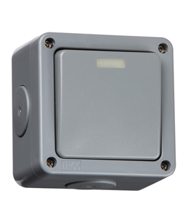 Wall Switches for Exterior Use